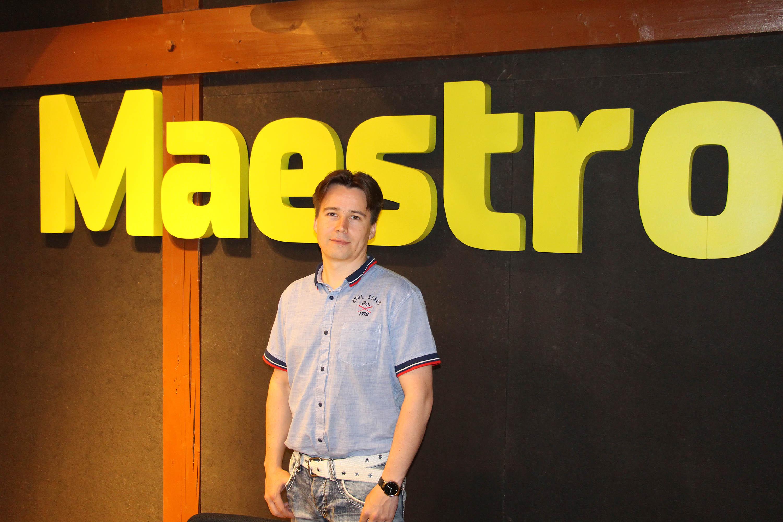 Maestro projektipäällikkö