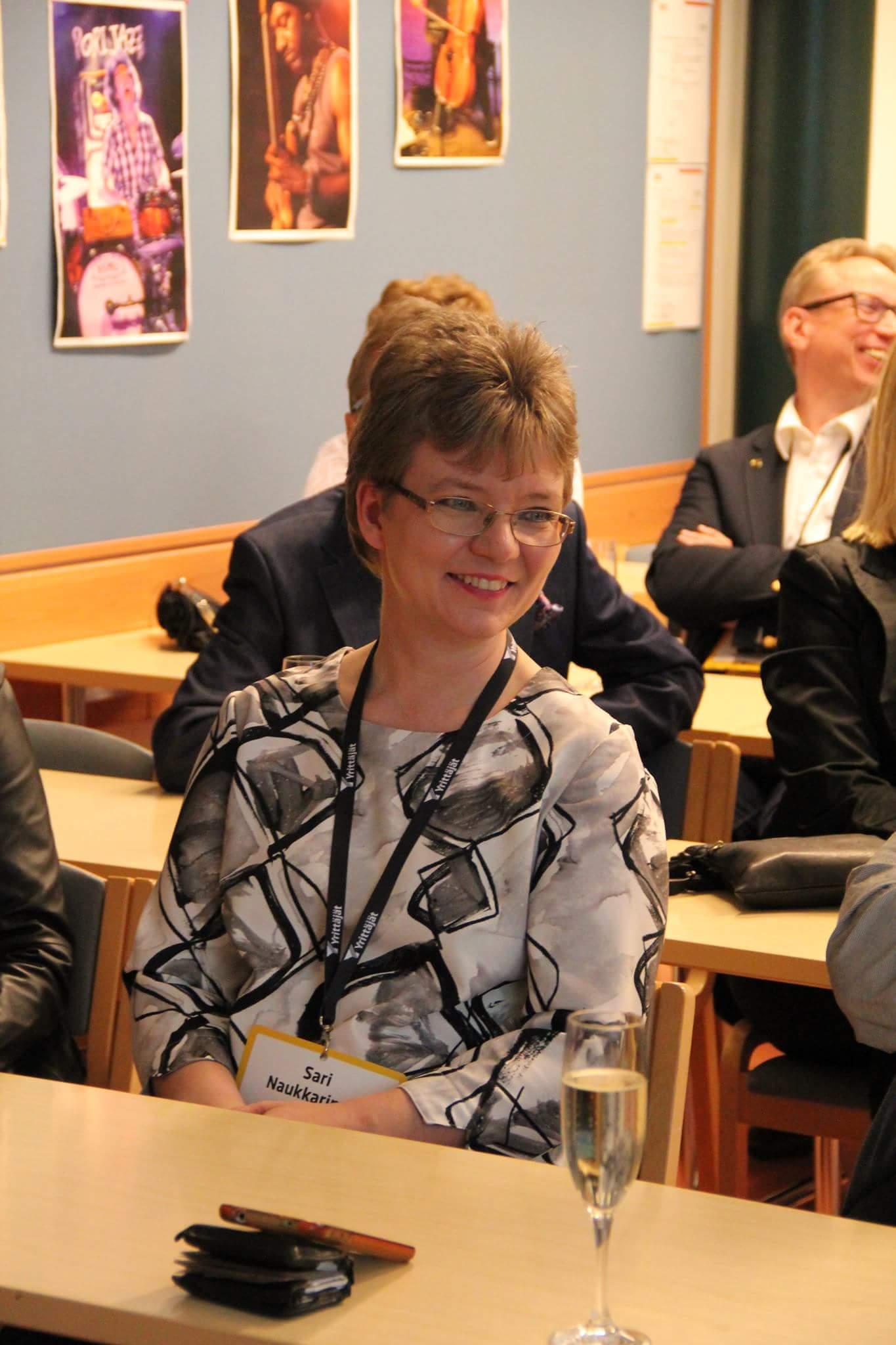 Sari Naukkarinen, kuvaaja Saara Liukkonen / Tmi SaaraLiu